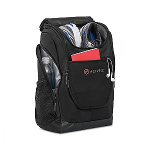 Removable Laptop Sleeve Backpack