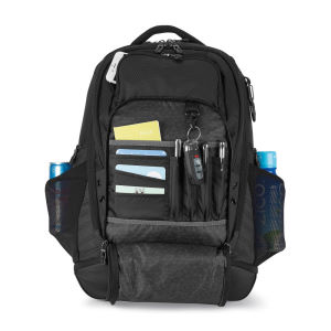 Travel Ready Computer Backpack Image 2