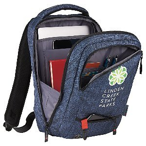 Wenger Canvas Slim Backpack Image 2