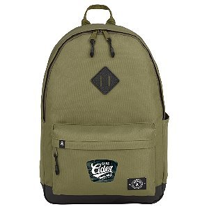 Eco Canvas Computer Backpacks Image 2