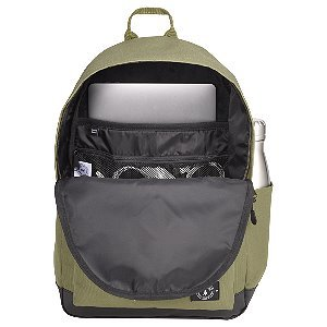 Eco Canvas Computer Backpacks Image 5