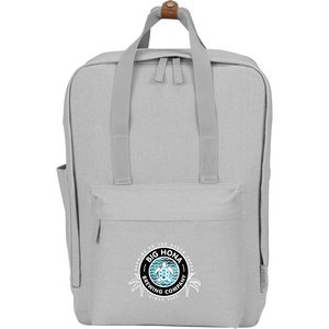 Modern Canvas Computer Backpacks Image 3