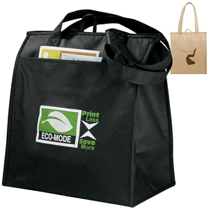 Insulated PolyPro Tote Bags