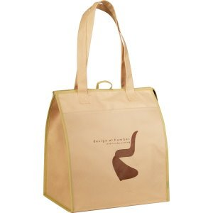 Insulated PolyPro Tote Image 2