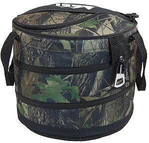 Camo Collapsible Cooler  2