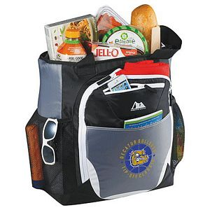 Deluxe Outdoor Backpack Cooler Image 2
