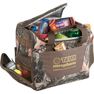 Camo Cooler Bag Image 2
