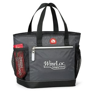 Diamond Weave Lunch Igloo Cooler -Personalized with Logo Image 2