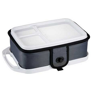 Zipperless Lunch Pack with Tray 3