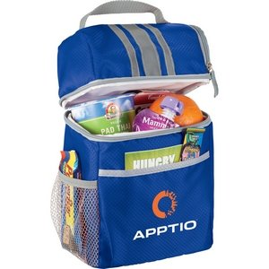 Double Compartment Lunch Bucket Cooler Image 2