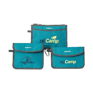 Insulated Igloo 3 Piece Pouch Sets Image 2