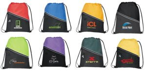 Fitness Drawstring Backpack Image 2