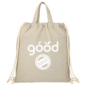 Eco Friendly Drawstring Swag Bags Image 2