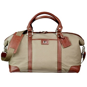 Signature Cutter & Buck Duffel