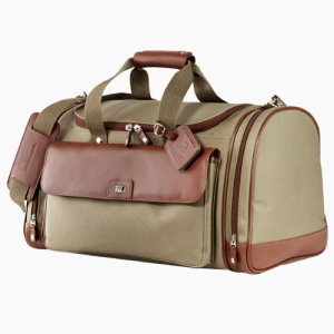 Cutter Buck Leather Canvas Duffel Bags