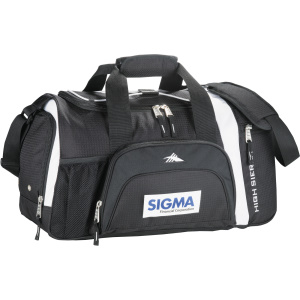 High Sierra 18 Garrett Duffel - Blueberry Ink 8c9909fd2f809