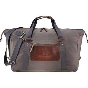 Pure Cotton Canvas 20 Duffel - Executive Travel Gift