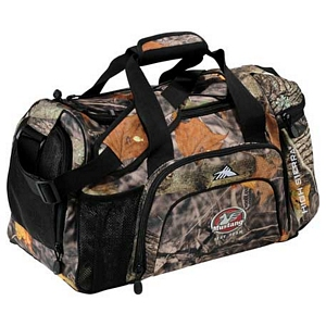 High Sierra Switchblade Kings Camo Duffel - Blueberry Ink 320830100a89c