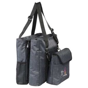 3-in-1 Work Gym Tote Set