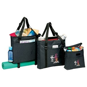 3-in-1 Work Gym Tote Set Image 2