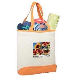 Cotton Beach Tote Image 2