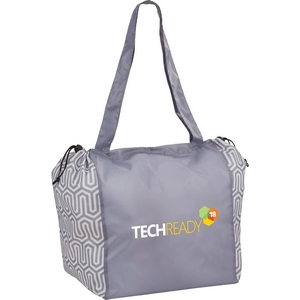Large Cinch Tote Image 3