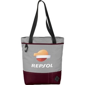 Trendy Zippered Convention Tote Image 2