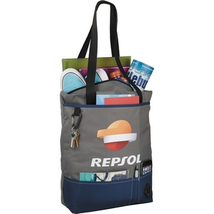 Trendy Zippered Convention Tote Image 4