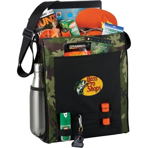 Camo 11 Tablet Tote -Perfect Outdoors Promotional Product