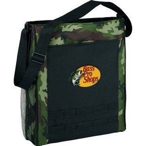 Camo 11 Tablet Tote -Perfect Outdoors Promotional Product Image 2