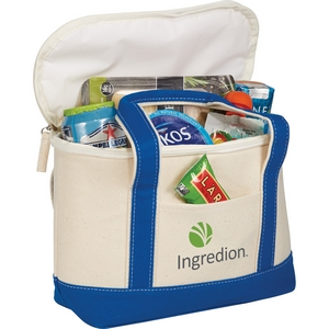 Cotton Lunch Cooler