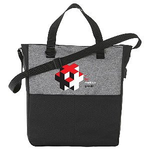 Convention Tote w/ USB Port Image 2