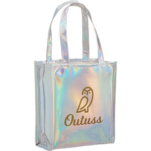 Shimmery Gift Tote Bags Image 2