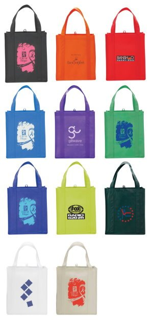Big Grocery Tote Image 2