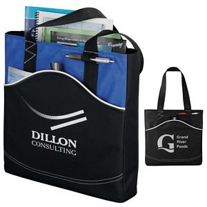 Customizable Convention Tote Bags