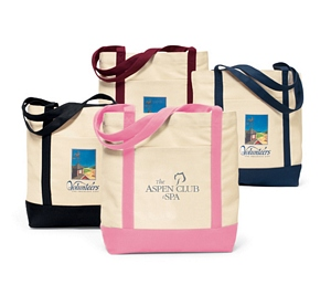 Boat Bag All-Purpose Tote - Classic Colors - Customizable