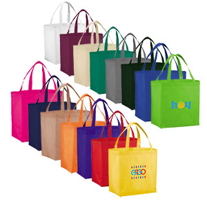 Budget Shopper Tote Image 2