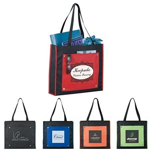 Color Frame Tote