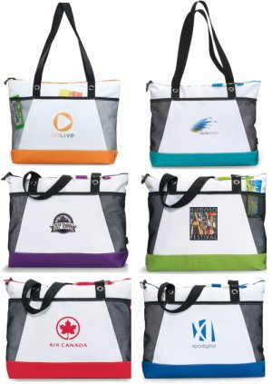 Color Tote Bags Image 2