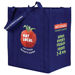 PolyPro Non-Woven Little Grocery Tote Bags