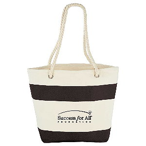 Promotional Beach Cotton Tote Bags