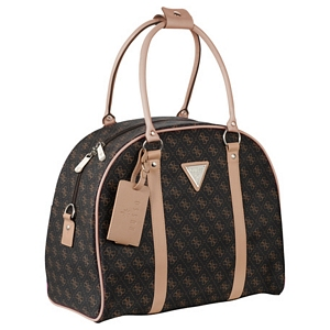 Sophisticated Guess Dome Travel Tote