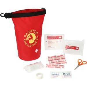 12 Piece Waterproof First Aid Bags Image 2