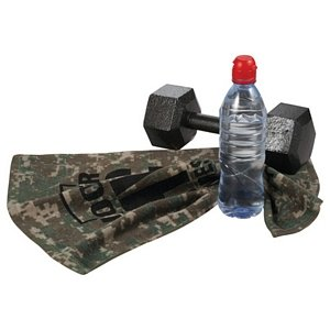 Workout Camo Towel Image 2