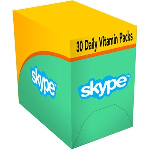 30 Day Multi Vitamin Daily Packs