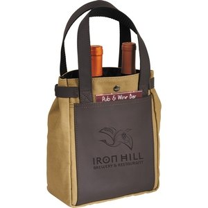 Wine/Growler Tote Image 2
