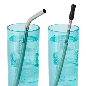Stainless Steel Straw Sets Image 2
