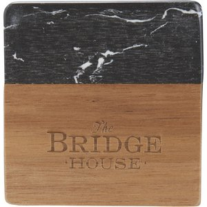 Stone & Wood Coaster Sets Image 2