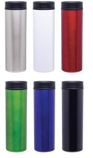 16 oz. Stainless Steel Tumbler Image 2