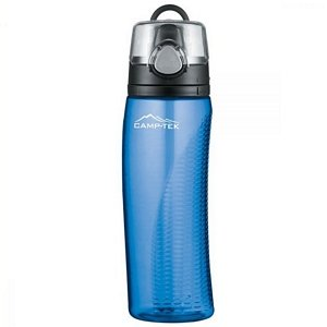 Thermos Hydration Bottle with Meter Image 2